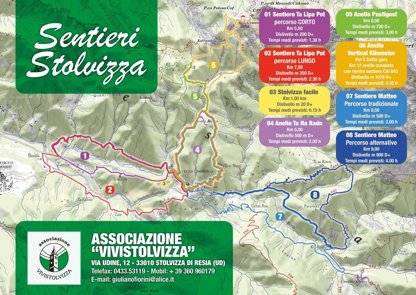 Cartina Slovenia Pdf.Download Mi Smo Tu Istituto Per La Cultura Slovena Institut Za Slovensko Kulturo